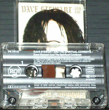Dave Stewart And The Spiritual Cowboys  CASSETTE ALBUM RCA  Pop Rock Synth-pop