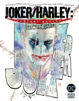 Joker Harley Criminal Sanity Secret Files #1 2020 Mack Main Cover DC Black Label