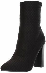 Fergie Women's Taryn Ankle Boot, Black, Size 10.0 UnS6