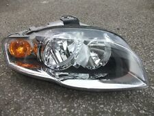 AUDI A4 Right Offside Headlight 2004-2006 Part No. 0301219602