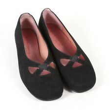 André Assous Made In Spain Gina Suede Flats Size 39 #868833 New