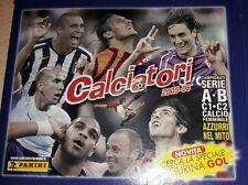 BOX BUSTINE VUOTO FIGURINE CALCIATORI PANINI 2005/06 NUOVA EDICOLA ALBUM 2006