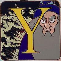 Disney Incredibles Pixar Alphabet Mystery Letter U Undertaker Pin