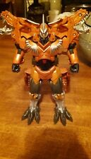 TRANSFORMERS GRIMLOCK AGE OF EXTINCTION AOE ONE STEP CHANGER HASBRO 2014