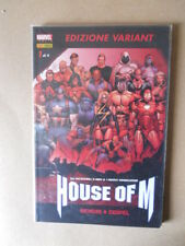 HOUSE OF M #1 di 4 edizione VARIANT Marvel Miniserie #69  [G108F]