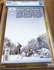 WALKING DEAD #8 (2004) CBCS 9.6 KIRKMAN - ADLARD - MOORE