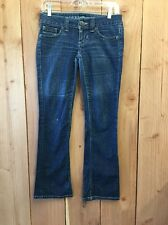 Guess Daredevil Womens Boot Cut Jeans Size 26 Stretch