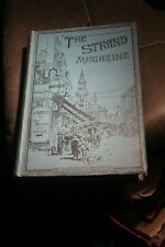 The Strand Magazine Jan to June 1906 Vol XXXI P G Wodehouse Conan Doyle & others