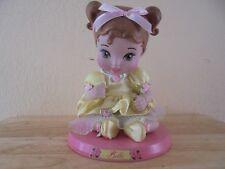Vintage Disney Beauty and the Beast Royal Nursery Porcelain Belle Baby Doll