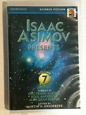 Isaac Asimov Presents All Time Favorite Science Fiction Vol 7 Cassette Audiobook