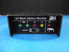 3M Work Station Monitor Mn: 722 (Damage To Ground Connection)