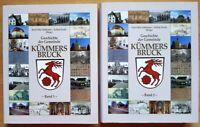 2 Bände Kümmersbruck Geschichte Gemeinde Chronik Buch 2007 Ambronn Fuchs Oberpfa