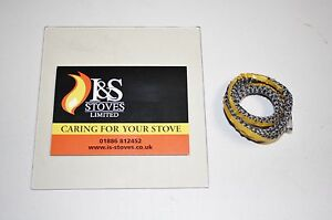 Aarrow Stove Replacement Glass WITH SEAL - Various sizes/models