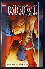 MARVEL 2007 DAREDEVIL BATTLIN' JACK MURDOCK TPB ORIGINAL IN ENGLISH