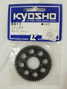 KYOSHO #BS11 MAIN GEAR for 1/8 SCALE BURNS / INFERNO - NEW in PACKAGE