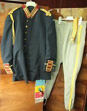 Uniform set Romania Honor Guard  Romanian Army Guard Regiment Mihai Viteazul