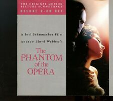 The Phantom Of The Opera / Soundtrack - 2CD Deluxe Set