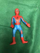Vintage 1974 MEGO WGSH Spiderman BENDY Bend N Flex Rare Figure NM