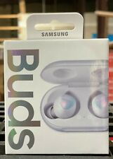 Samsung Galaxy Buds, True Wireless Earbuds, Aura Glow Silver