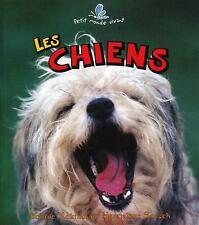 Les Chiens (Petit Monde Vivant) (French Edition)-ExLibrary