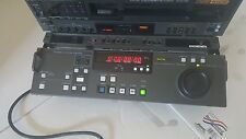 Sony DVW 510 Digibeta Digital Video Cassette / Recorder Player ..PARTS OR REPAIR