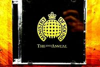 The 2003 Annual - Ministry Of Sound, Mixed By Mark Dynamix And Ultr...  - CD, VG
