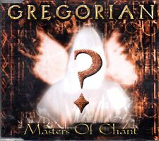Gregorian ‎– Masters Of Chant CD Maxi-Single, Promo 1999