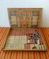 ANKER STEINBAUKASTEN 'Kleinkaliber-Ergänzungskasten Nr. 11a, Vintage