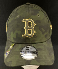 New Era 39THIRTY Medium-Large Boston Red Sox Armed Forces Day Camo Hat