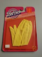 Vintage 1983 Barbie Fashion Extras 4907-0910 Mattel