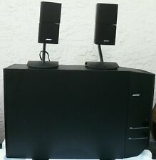BOSE Powered Acoustimass 5 Series IV Speaker System with stand