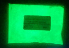 20g BRIGHTEST GLOW IN THE DARK GREEN POWDER FROM UK STOCK