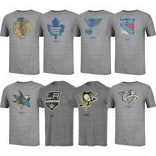 CCM NHL Bigger Logo Tee T-Shirt - Official VINTAGE Apparel (uvP/RRP € 34,95)