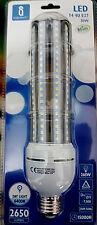 Lampada Elettronica LED 30W 265W equivalenti E27 6400K Luce Diurna - Nuova