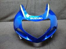 2000 00 SUZUKI GSXR750 GSX R 750 FAIRING, FRONT UPPER COWL #CC82
