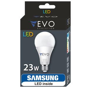 LED Glühbirne 23W 2000 Lumen Warmweiß Neutralweiß Kaltweiß A+ SMD2835 Samsung