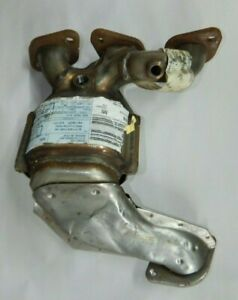 NOS 2000 2001 2002 FORD TAURUS MERCURY SABLE 3.0L 24V EXHAUST MANIFOLD WITH CAT