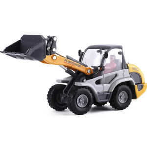 1:50 Scale Forklift Truck Construction Vehicle Car Metal Diecast Model Toy