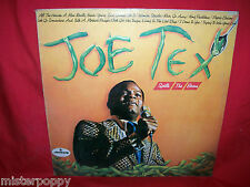 JOE TEX Spills the Beans  LP 1973 ITALY EX First Pressing