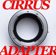 Konica AR lens adapter M4/3 DMC-G3 GH3 GF3 GF2 GH2 E-P3 E-PL3 E-P2 E-PL2 E-P1 G2