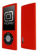 Incipio Dermashot Rojo Funda De Silicona Para Ipod Nano 5g