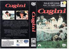Cugini (1988) VHS - CIC VIDEO