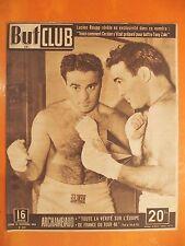 But & Club Miroir N° 153 du 29/11/1948-M.Cerdan se prépare pour battre Tony Zale
