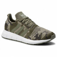 Scarpe Uomo Sportive Adidas Swift Run Limited Camouflage in Tessuto Traspirante