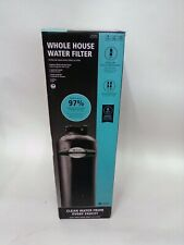 AO Smith Whole House Water Filtration System Single-Stage Carbon