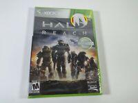 Halo Reach Xbox 360 Microsoft 2010 New Sealed