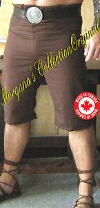 Medieval Celtic Viking Pirate Pants knee length
