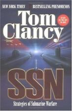 SSN: Strategies of Submarine Warfare by Tom Clancy, Good Book