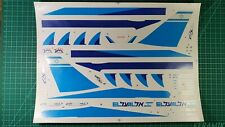 Boeing 747 El Al Israel Airlines Brasil Decals 1/144 Without Instructions