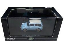 WOW EXTREMELY RARE Subaru 360 Custom RHD 1963 2-Tone Sea Blue/ Ivory 1:43 Ebbro